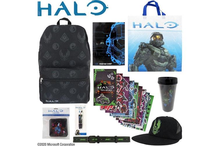 Halo Showbag