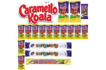 Caramello Koala Showbag