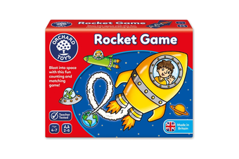 Orchard Toys Rocket Game Card Game