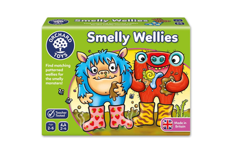 Orchard Toys Smelly Wellies Puzzle Game