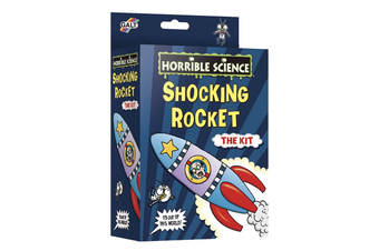 Galt Toys Horrible Science Shocking Rocket Educational Toy