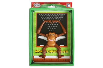 Monkey Calculator - Multiplier Educational Toy