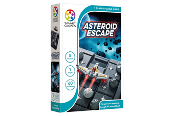 Smart Games Asteroid Escape Educational Game