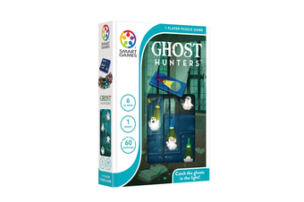Smart Games Ghost Hunters Educational Toy