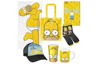 The Simpsons Showbag