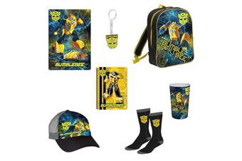 Transformers Bumblebee Showbag