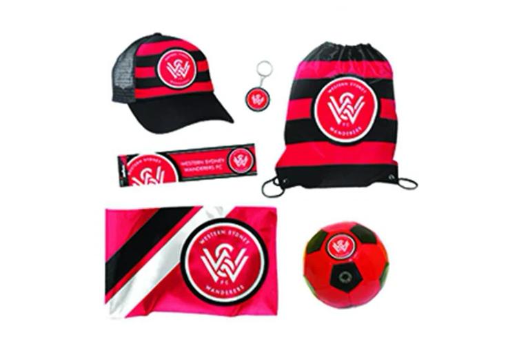 Western Sydney Wanderers Showbag