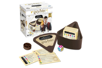 World of Harry Potter Trivial Pursuit Volume 2 Board Game