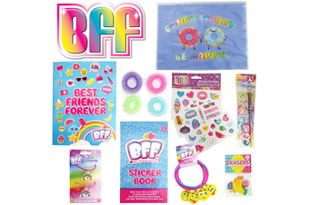 BFF Best Friends Forever School Showbag