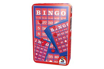 Bingo Tin Edition Board Game