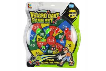 Velcro Hook and Loop Dart Set