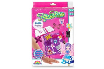 Fairylites Secret Diary & Bracelet Activity Set