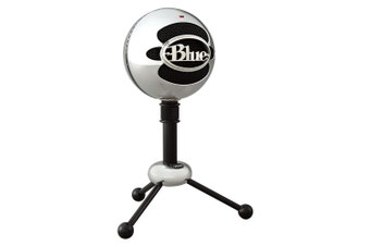 Blue Snowball Professional USB Microphone (Aluminium)