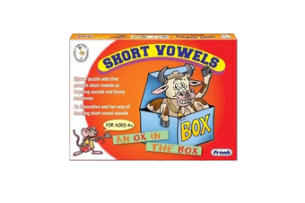 Short Vowels Rhyming Sounds Puzzle Game