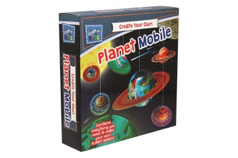Create Your Own Planet Mobile Activity Kit