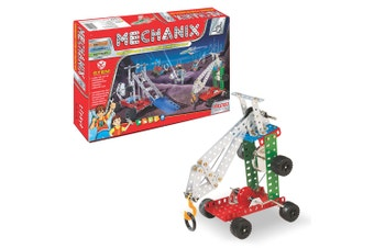 Mechanix 4 Engineering System for Creative Kids Educational Toy