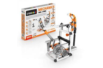 Engino Stem Mechanics Cam & Cranks Educational Toy