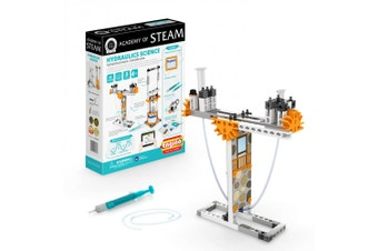 Engino Academy of Steam Hydraulics Science Educational Toy