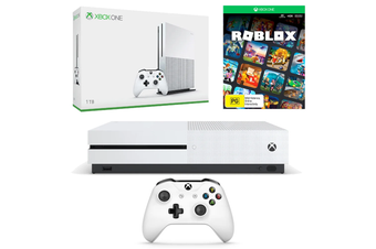 Xbox One S 1TB Console with Roblox Bundle