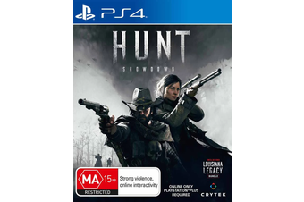 Hunt: Showdown [Pre-Owned] (PS4)