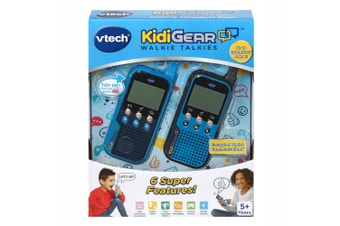 VTech Kidigear Walkie Talkies (Blue)