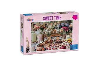 Funbox Sweet Time 500 Piece Jigsaw Puzzle