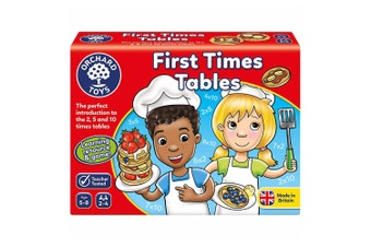 Orchard Toys First Times Tables Educational Game