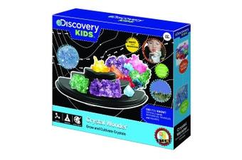 Discovery Kids Crystal Wonder Educational STEM Kit