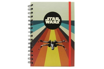 Star Wars Classic Nostalgia A5 Notebook