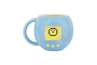 Tamagotchi Shaped Heat Change Mug