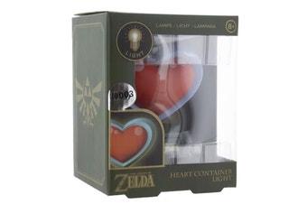 The Legend of Zelda Heart Container 3D Light