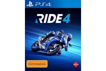 PRE-ORDER: Ride 4 (PS4)