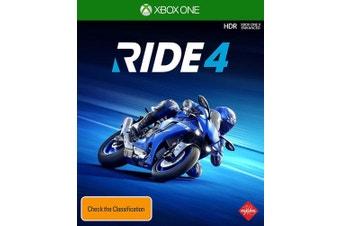 PRE-ORDER: Ride 4 (Xbox One)