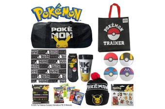 Pokemon Trainer Showbag