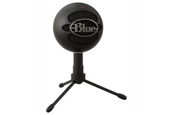 Blue Snowball iCE Professional USB Microphone (Black)