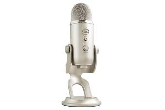 Blue Yeti Platinum Professional USB Microphone