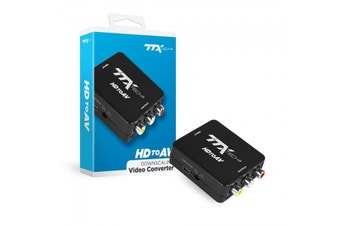 TTX Tech HDMI to AV Converter Adapter