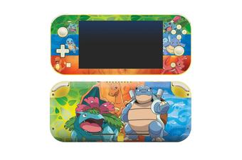 Controller Gear Pokemon Kanto Evolutions Switch Lite Skin Set