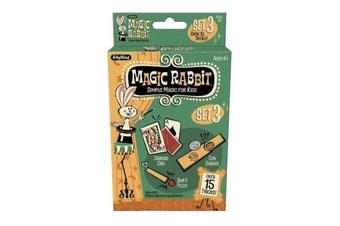 Magic Rabbit 15 Magic Tricks Assortment