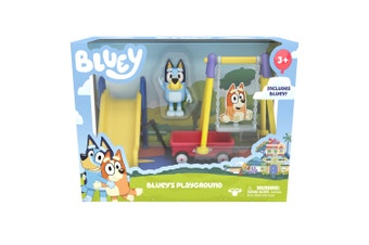 Bluey Mini Playset Season 2 Bluey's Playroom