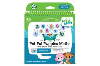 LeapFrog Leap Start Pet Pal Puppies Maths Story Book