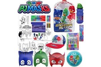 PJ Masks Activity Pack Showbag