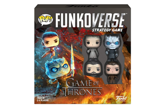 Funko POP! Funkoverse Game of Thrones Strategy Base Board Game