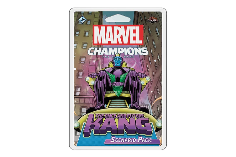 Marvel Champions: The Card Game The Once & Future Kang Scenario Pack