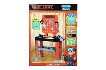 Black & Decker Junior Builder Work Bench