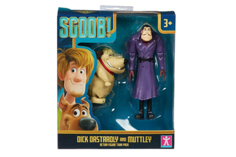 Scoob! Dick Dastardly & Muttley Action Figure Twin Pack