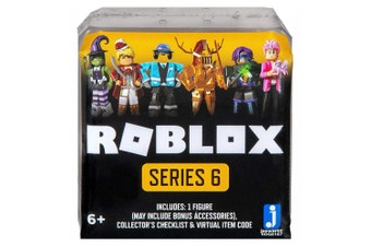 Roblox Celebrity Mystery Figures Series 6 Blind Box
