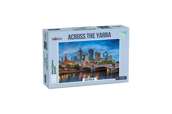 Funbox Across The Yarra 1000 Piece Jigsaw Puzzle