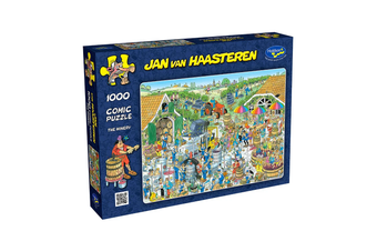 Jan Van Haasteren The Winery 1000 Piece Jigsaw Puzzle