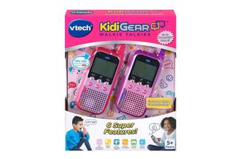 VTech Kidigear Walkie Talkies (Pink)